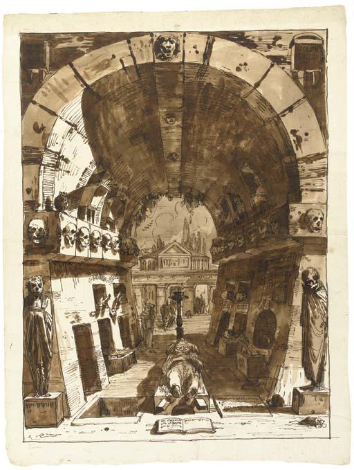Felice Giani (San Sebastiano Curone 1758-1823 Rome)