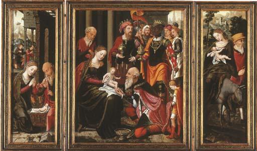 School of Antwerp, 16th Centur