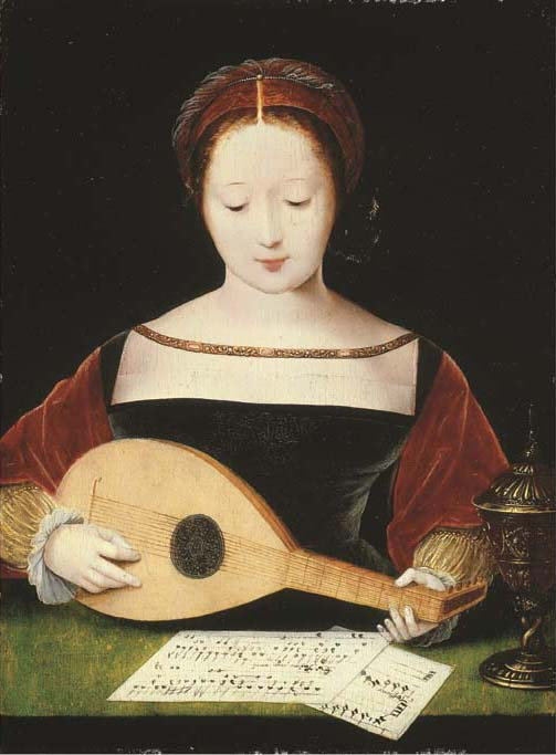 The Master of the Female Half-Lengths (active Antwerp?, 1st half of the 16th Century)