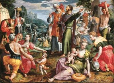 Marten de Vos (Antwerp 1532-16