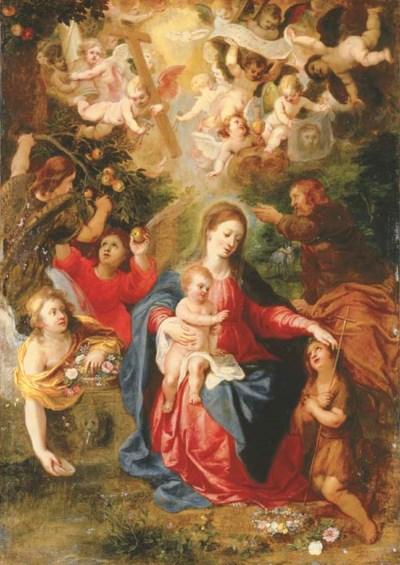 Hendrick van Balen (Antwerp 15