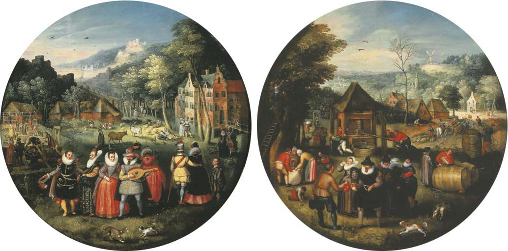 Flemish School, circa 1550