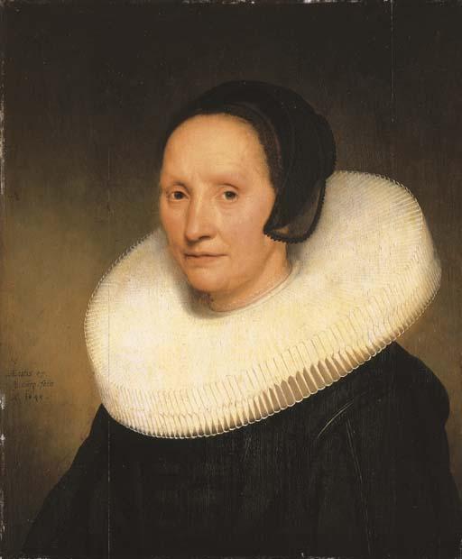Jacob Gerritsz. Cuyp (Dordrecht 1594-after 1651)