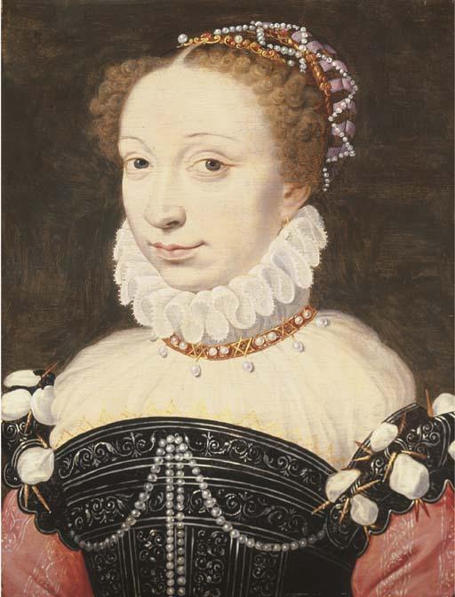 Workshop of François Clouet (?Tours c. 1516-1572 Paris)