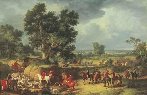 Carle Vernet (Bordeaux 1758-18