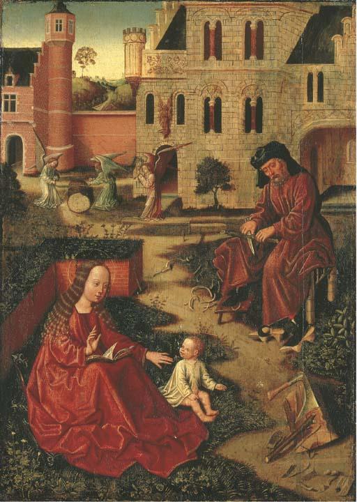 School of Brabant, late 15th C
