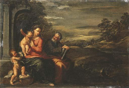 Ippolito Scarsella, lo Scarsellino (Ferrara c. 1550-1620)