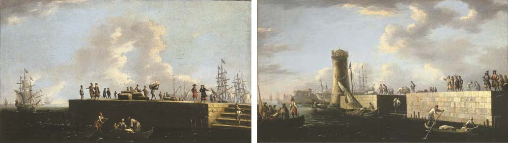Attributed to Cornelis de Wael