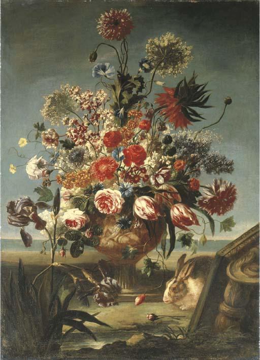 Carel van Vogelaer, called Carlo dei Fiori (Maastricht 1653-1695 Rome)