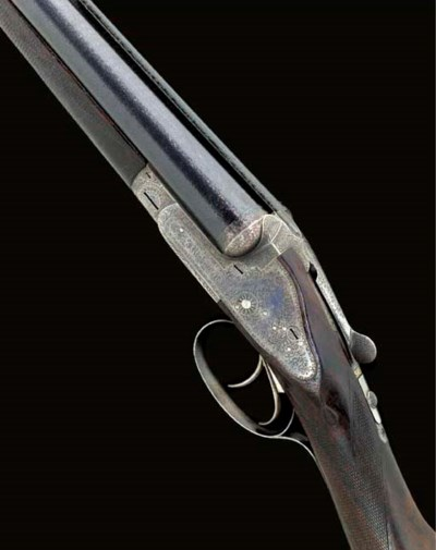 A RIGBY-BISSELL PATENT 12-BORE