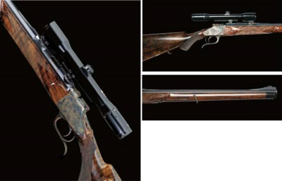 AN EXCEPTIONAL .375 (H. & H. M