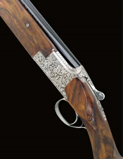 A FINE BROWNING 9.3 X 74(R) MM