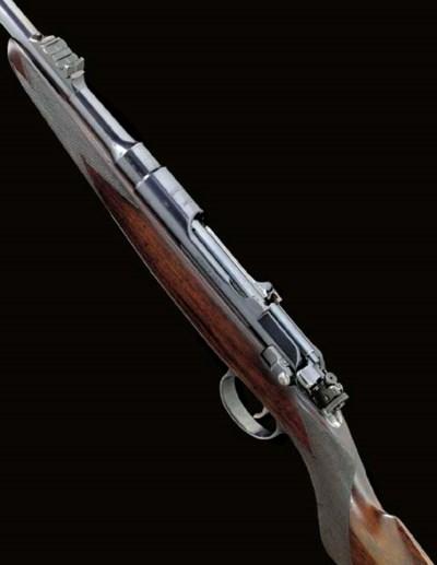 A FINE 6.5 X 54 MM 'MODELL 190