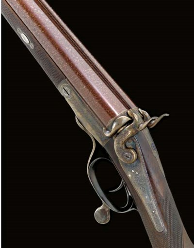 AN EXCEPTIONAL 10-BORE (3IN) H