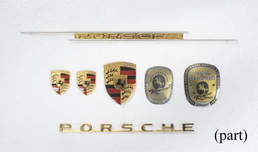 Porsche 356/911 - four n.o.s.