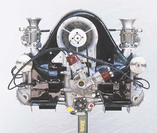 Porsche 356 Carrera - A comple