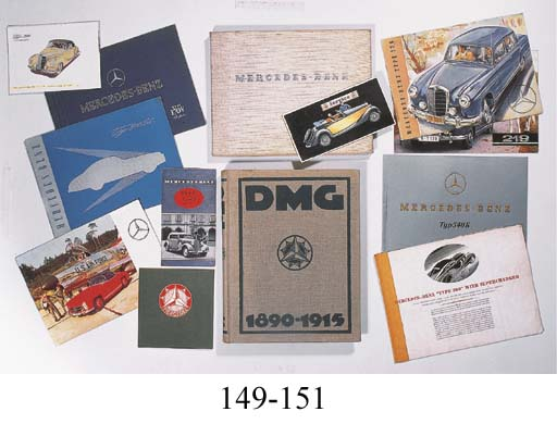 Mercedes-Benz - A large collec