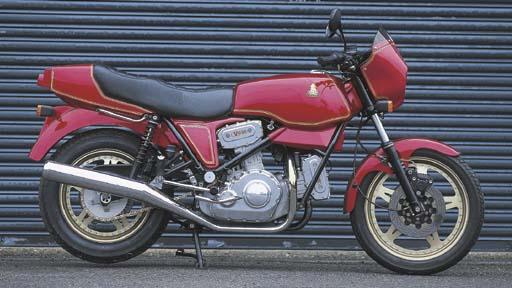 1987 HESKETH V1000 MOTORCYCLE
