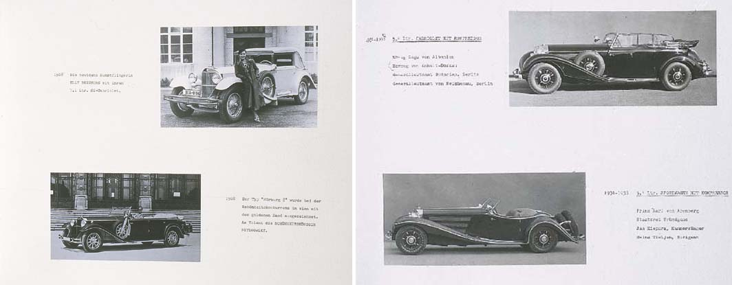 Mercedes Benz 75 Years of the