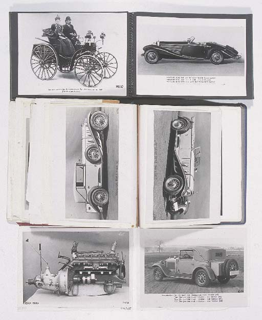 Daimler-Benz & BMW - Two pre-w