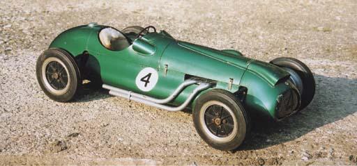 Cooper Bristol 2 litre Grand P