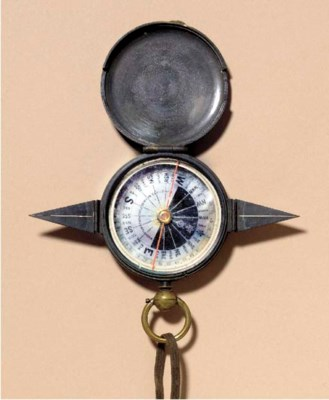 THE COMPASS USED ON THE LADY A