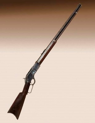 STANLEY'S WINCHESTER RIFLE