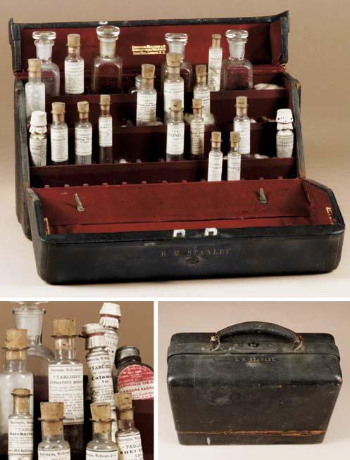 STANLEY'S MEDICINE CASE