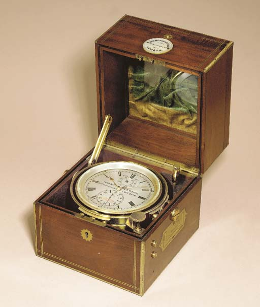 STANLEY'S TWO-DAY CHRONOMETER