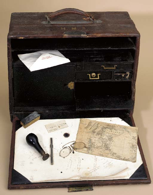 STANLEY'S TRAVELLING DESK