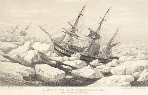 SIR JAMES CLARK ROSS (1800-186