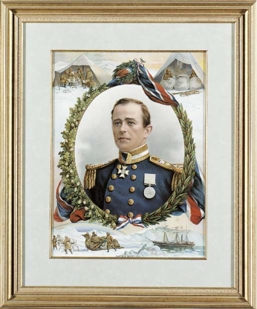 [Robert Falcon Scott (1868-191