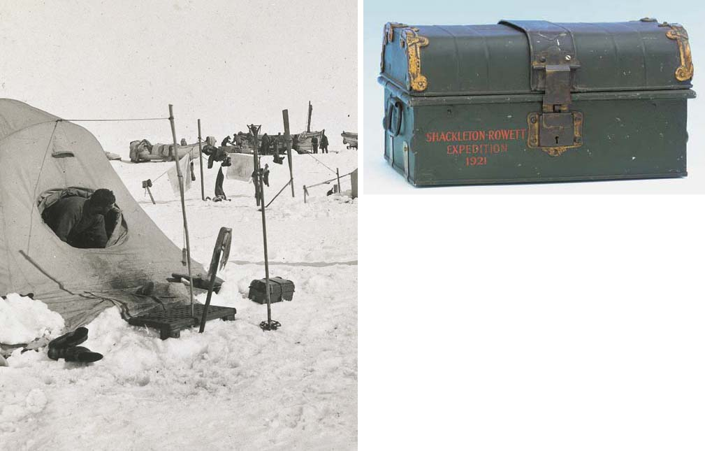 IMPERIAL TRANS-ANTARCTIC EXPED