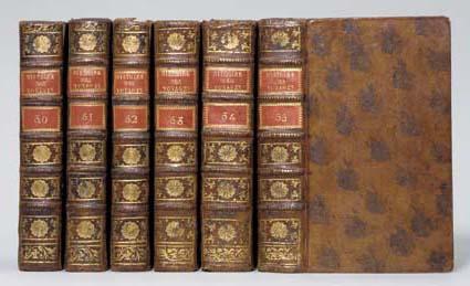 ANTOINE FRANÇOIS, ABBÉ PRÉVOST D'EXILES (1697-1763), AND OTHERS, EDITORS