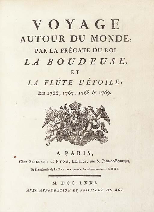 LOUIS ANTOINE, COMTE DE BOUGAI