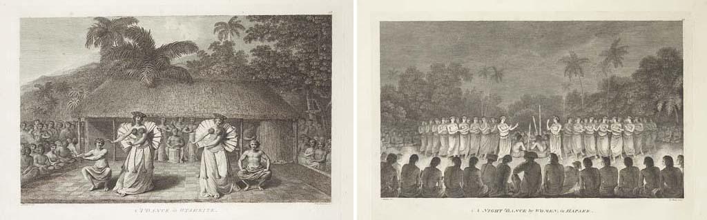 CAPTAIN JAMES COOK (1728-1779)
