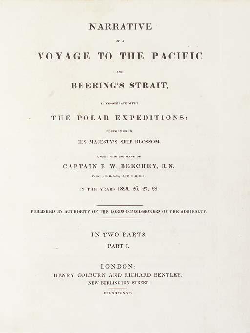 Frederick William BEECHEY (179