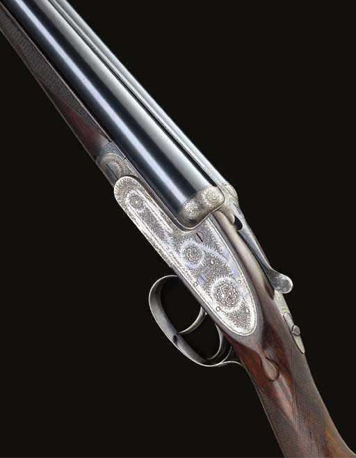 A LIGHT 12-BORE SELF-OPENING S