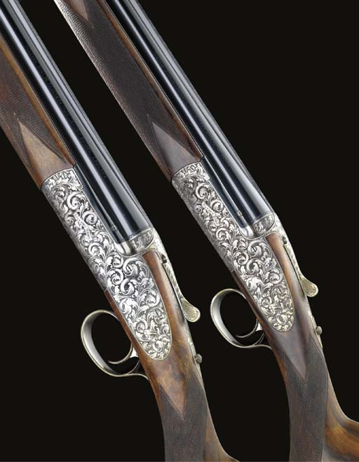 AN EXCEPTIONAL PAIR OF 20-BORE