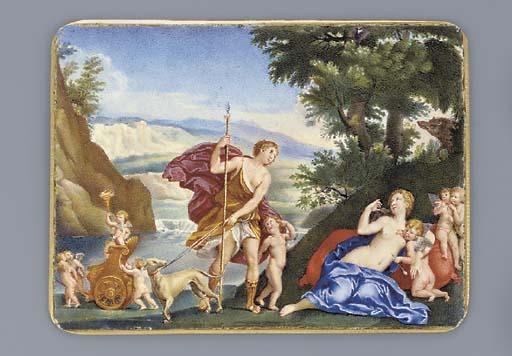 PARIS SCHOOL, CIRCA 1640/1645