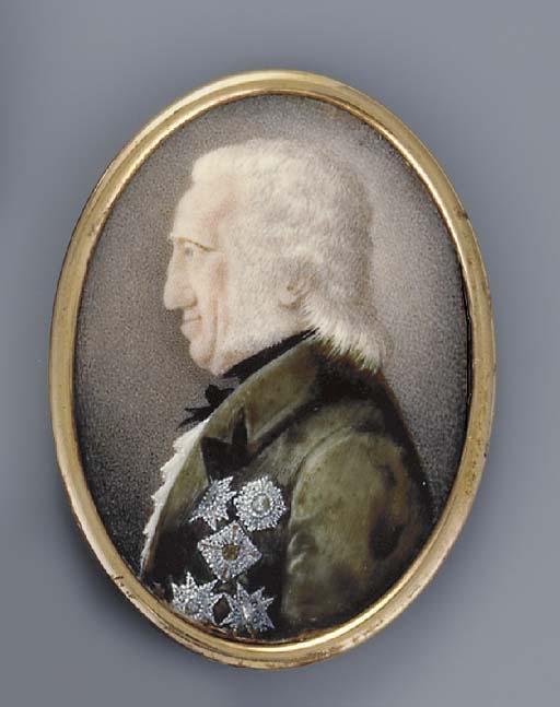 NAPLES SCHOOL, CIRCA 1820