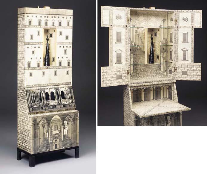 'Architettura', A Lithographic