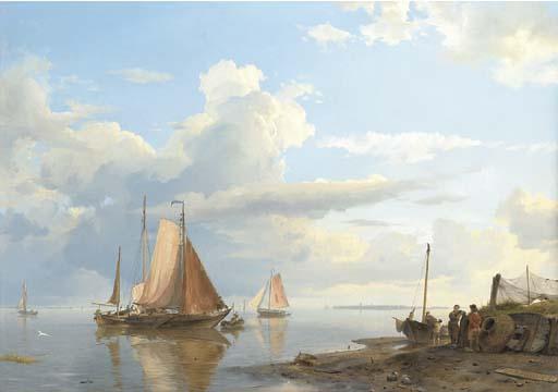 Hermanus Koekkoek (Dutch, 1815-1882)