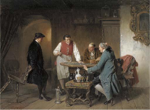 Joseph Munsch (Austrian, 1832-