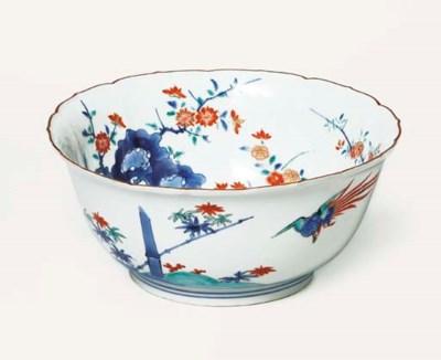 A kakiemon bowl