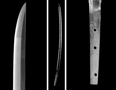A Tachi Blade Ascribed To Osaf