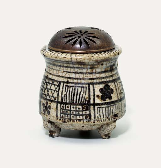 A Seto Koro [Incense Burner]
