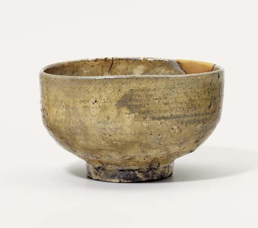 A Hagi Chawan [Tea Bowl]