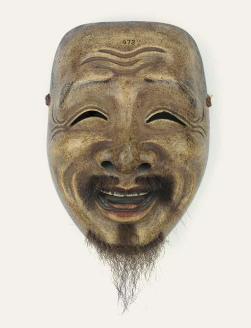 A No Mask of Hemijo