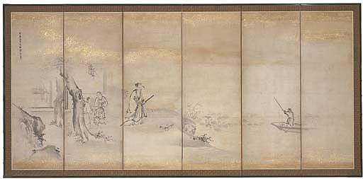 Kano Tan'yu (1602-1674)